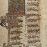 Die Handschriftenschätze der Universitätsbibliothek haben Weltgeltung. Die Sammlung umfasst mehr als 10.000 Handschriften, einmalige Notenwerke (u.a. von Heinrich Schütz), Autografen und Nachlässe. Zu den wertvollsten Stücken zählen die Immenhäuser Gutenberg-Bibel und das Hildebrandlied, eines der frühesten poetischen Textzeugnisse in deutscher Sprache aus dem 9. Jahrhundert und zudem das einzige erhaltene Schriftdokument germanischer Heldendichtung in deutscher Sprache. Auch der Willehalm-Codex, der 1334 vom hessischen Landgrafen Heinrich II. in Auftrag gegeben wurde, ist ein bedeutendes Zeugnis für die Entwicklung der deutschen Sprache, aber auch der Buchmalerei und enthält das älteste überlieferte farbige hessische Wappen (Foto).